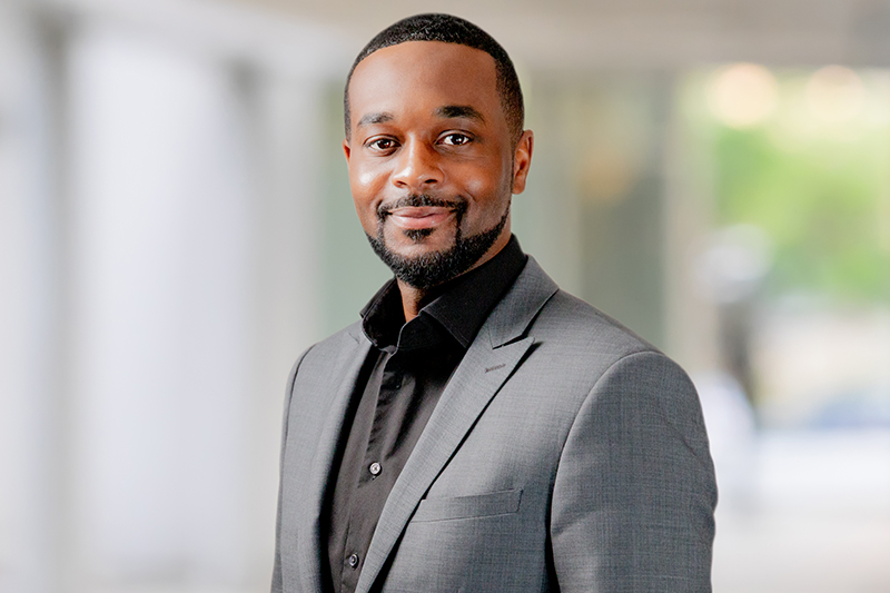 Nicholas Ruffin, VP of Operations & Managing Partner